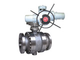Double Eccentric Hard Seal Ball Valve