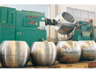 Large Spherical Lathe