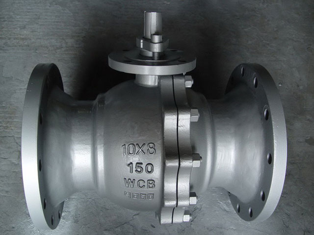 Floating Reduced Bore Ball Valve