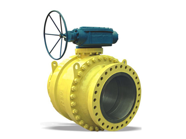 Three-piece Casting Ball Valve